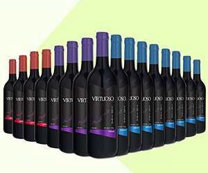 Case of 16 bottles of red for £48.98 including delivery @ Amazon
