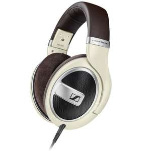 Sennheiser HD 599 Around-Ear Open Back Headphones - Ivory £179.99 @ Amazon + 3yr Amazon Warranty!