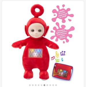 La lla /po Teletubbies Lullaby Assortment £14.99 SMYTHS instore