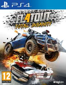 Playstation 4 - Flatout 4 £10.97 @  Game : The GAME Monkey