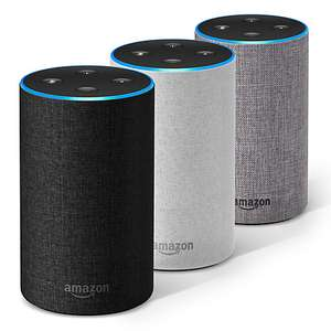 Amazon Echo (2nd Gen.) £69.99 with 2 years guarantee @ John Lewis