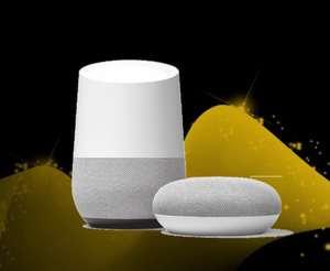 Google Home £79 + £5 voucher / Home Mini £34 / Amazon Echo £69.99 + £5 voucher / Echo dot £39.99 @ Maplin + {NUS card holders 10% Instore discount}