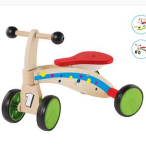 Selection of wooden toys starting at Lidl from Sunday 19th Nov