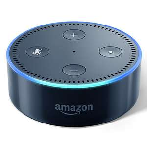 Amazon Echo Dot Smart Device £34 John Lewis (free c&c / £3.50 delviery)