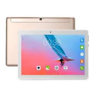VOYO Q101 MT6753 Octa Core 10.1 Inch Android 7.0 Dual 4G Tablet PC Original Box - £69.02 at banggood