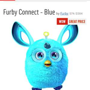 Furby Connect - ALL Colours Available - Blue, Purple, Pink, Teal or Orange £24.99 Argos