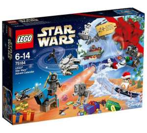 Star wars advent calander now £19.99 Argos