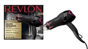 REVLON Pro Collection Salon Infrared Hair Dryer £22.49 on Amazon Daily Deal