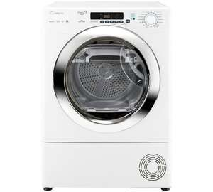 Offer Stack - Candy GVS H9A2DCE 9KG Heat Pump Condenser Tumble Dryer now £283.49 delivered at Argos