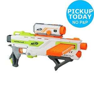 Nerf Modulus Recon Battlescout on Argos and Argos eBay - £14.99 (argos eBay £3.95 delivery)