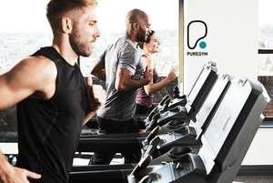 5 day pure gym pass for £5 at Wowcher