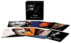 Phil Collins, Take A Look At Me Now - The Complete Studio Albums (8 CDs) - £15.99  (Prime) / £17.98 (non Prime)  @ Amazon