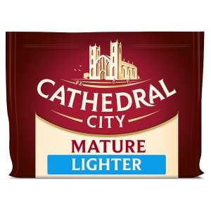 Cathedral city mature cheese 350g  £1.75 iceland 7 day deal
