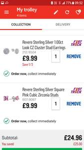 1/2 price jewellery argos.