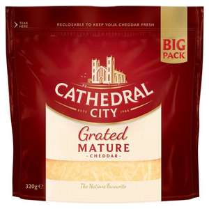 CATHEDRAL CITY GRATED BIG PACK HALF PRICE £1.75 @ COOP