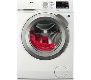 AEG ProSense L6FBI842N 8 kg 1400 Spin Washing Machine  £296.10  Currys with code