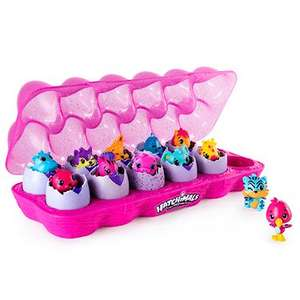 Hatchimals colleggtibles 12 box £25 at The Entertainer