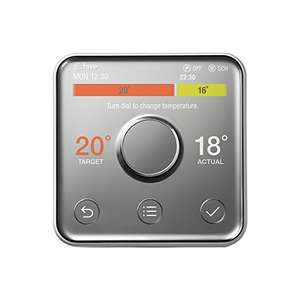 Hive Active Heating and Hot Water Self Install £124.99 at Amazon, Works with Amazon Alexa [Energy Class A]