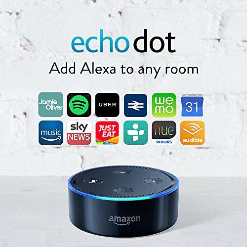 Amazon echo dot for £9.99 Prime,using the Sonos account discount code @ Amazon.