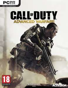 Call of Duty: Advanced Warfare PC (Steam) £4.99 or £4.75 with 5% Facebook code from CDKeys