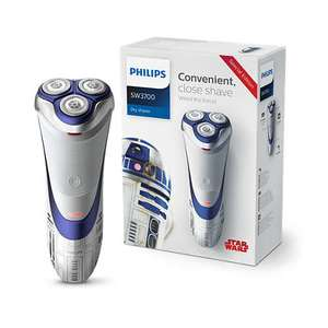 Star Wars Shaver £45.00/ Wet & Dry SW5700/07 £63.75 @ Philips - sign up to their Newsletter for 25% off code on any purchase