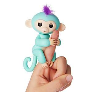 WowWee Fingerlings Pet Baby Monkey, Turquoise or white £14.99 Amazon (Prime Exclusive)
