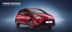 Toyota Yaris Icon, 0% APR and £2500 scrappage discount - £11,995 @ Toyota