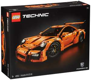 Lego Technic 42056 Porsche 911 - £164.99 delivered with code + cashback at Toys R Us + £10 voucher + freebies