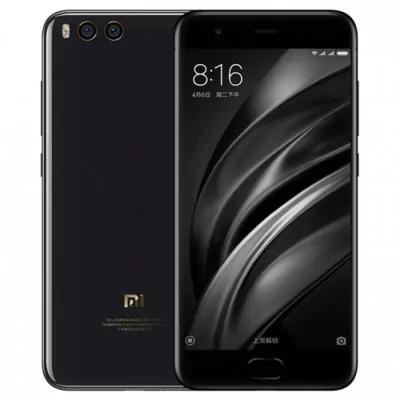 Xiaomi Mi 6 4G Smartphone  -  HK WAREHOUSE 6GB RAM 64GB ROM  BLACK NO BAND 20 Gearbest - £269.73