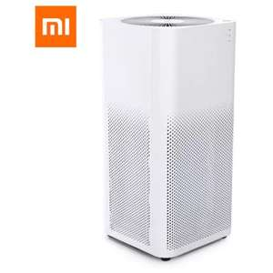 Xiaomi Smart Mi Air Purifier 2 Second Generation Smartphone Control Smoke Dust Peculiar Smell Cleaner for only £84.05 - now £82.77 with code + filters coupons @ GearBest