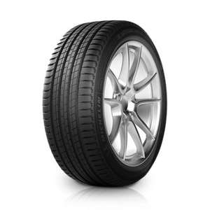 Energy efficiency label MICHELIN LATITUDE SPORT 3 - 225/60/18 100V - A/C/70dB - Off-Road Tyre (Performance) - £87.26 @ Amazon