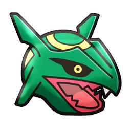 Free Pokemon Rayquaza - Pokemon Shuffle 3DS Android iOS (PokemonShuffle)