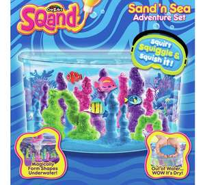 Sqand Sand n Sea Adventure Playset @ Argos - £7.99