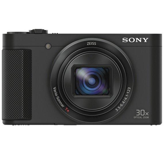 Sony Cybershot HX80 18MP 30x Zoom Camera SAVE £50 @ Argos, same price as HX60 - £199