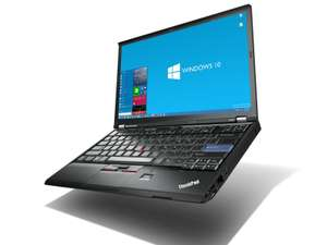 Lenovo Thinkpad X220 Core i5 2.5GHZ 4GB RAM 320GB HD - £208.98 Delivered @ GoGroopie