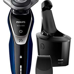 Philips Series 5000 S5572/10 Wet and Dry Men's Electric Shaver £59.99 Amazon (£119.99 boots £189.99 Argos)