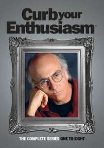 Curb Your Enthusiasm - Complete Season 1-8 DVD - £39.99 @ Amazon