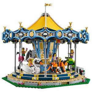 15% off selected Lego sets. Big Ben / Carousel (£135.99) / Assembly Square / Detectives Office to name a few @ john lewis