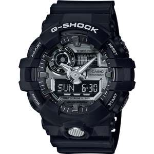 Casio Mens G-Shock Watch GA-710-1AER Was £119 now £79 - **Now £67.16** Delivered with code (Free Returns also) @ Watches2u