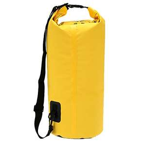 20L waterproof dry bag £7.24 (Prime) £11.23 (Non Prime) @ Sold by TOMSHOP. and Fulfilled by Amazon.