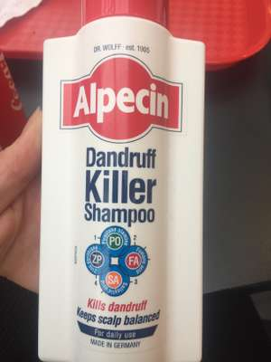 Alpecin Dandruff killer shampoo 250ml 64p in Superdrug! Hull (extras in post) hair dye neutrogena moisturiser