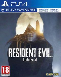 Resident Evil 7 Biohazard Lenticular Sleeve (PS4/VR) £14.99 Delivered (Like New) @ Boomerang eBay