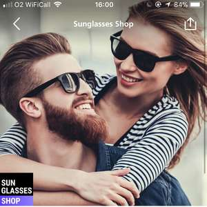 25% off Ray-Ban and Oakley @ Sunglasses Shop