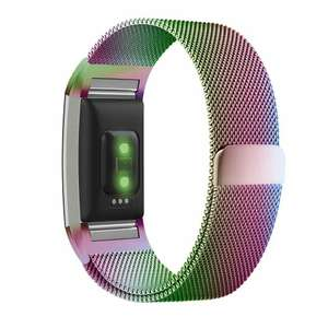 Metal magnetic COLORFUL fitbit charge 2 strap £6.99 prime / £10.98 non prime Sold by LiYa and Fulfilled by Amazon