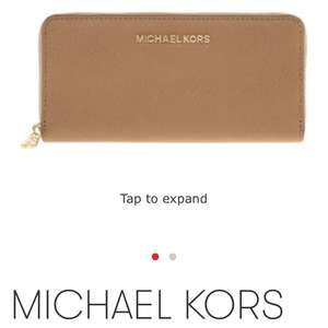Michael Kors leather purse £49.99 TKMAXX - £1.99 c&c