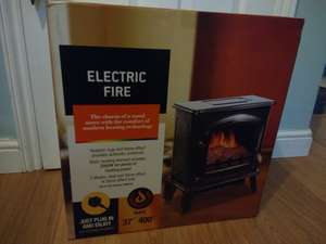 Asda 2KW Electric Stove £25 instore Rugby