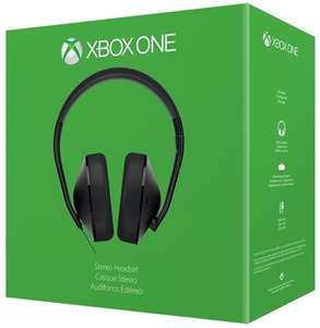 Xbox One Stereo Headset - Grade A- Retail Boxed £12.99 @ Student computers