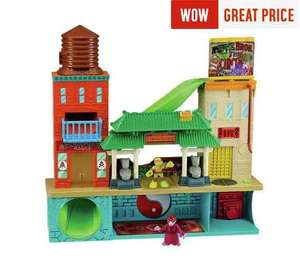TMNT Half shell heroes Sewer HQ Playset £19.99 @ Argos