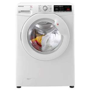 Hoover Dynamic DXOA49LW3 A+++ 9kg 1400 Spin Washing Machine in White £222.99 delivered @ Co-op electrical