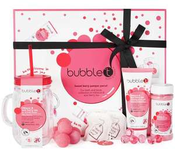 Bubble T Hamper Gift Set £14.99 (Was £19.99) @ Argos Free C&C